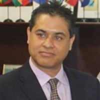 Ambassador Daniel Guiterez of Belize