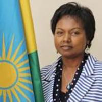 Ambassador Mathilde Mukantabana of Rwanda