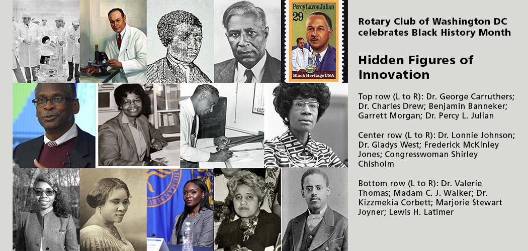 Hidden Figures of Innovation